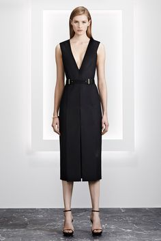 Jason Wu Pre-Fall 2015 Fashion Show - Sanne Vloet