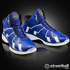 new style 4af34 40797 APL Basketball Shoes Concept 2 Blue