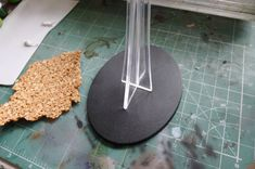 How to make lava base How To Make Lava, Base, Dioramas