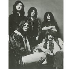 Deep Purple--  2016 (1st time) Nominees for Induction Rock n Roll Hall of Fame