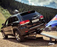 Jeep X Red Bull 400: Unser Grand Cherokee ist auch mit von der Partie!