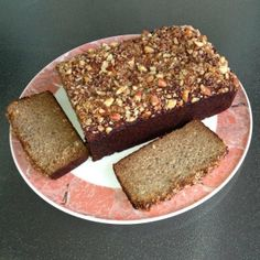 Healthy, Gluten-Free, Paleo Banana Almond Bread Recipe-Ingredients  Coconut oil for greasing loaf pan and silicone spatula Banana Bread Batter: 5 extremely ripe, medium bananas, preferably organic, peeled and mashed 4 Tbsp. cold-pressed organic virgin coconut oil, melted 3 to 4 Tbsp. raw honey 2 Tbsp. (yes, two tablespoons) pure vanilla extract 6 large eggs, room temperature 2 cups (8 oz. by weight) unblanched almond and many things