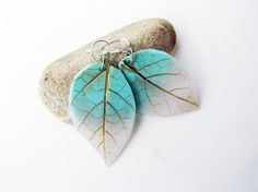 April trends - Minimalism in blue by Małgorzata on Etsy