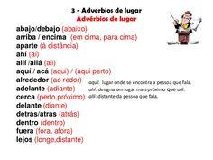 --- Adverbio.