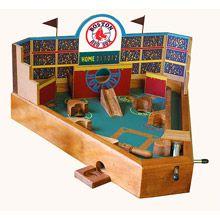 Front Porch Classics Boston Red Sox Wooden Tabletop Circa Baseball Game Novelties | MLB-Store.net