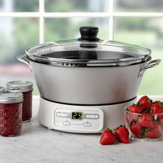Ball® freshTECH Automatic Jam & Jelly Maker,