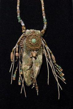 Markay's Shaman wearable art #GeorgeTupak
