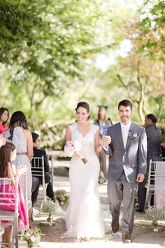 Pale Pink Portugal Wedding