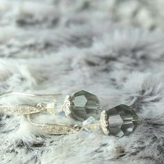 Had such fun doing a rather epic photoshoot of these gorgeous earrings.black Diamond and clear Swarovski Crystal on Sterling Silver Black Diamond, Swarovski Crystals, Photoshoot, Sterling Silver, Trending Outfits, Unique Jewelry, Handmade Gifts, Earrings, Fun