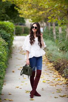 Fall Outfit Inspiration...