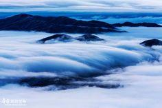 Sea of clouds at Huangshan in Anhui - China.org.cn