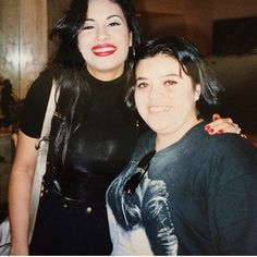 Marcella, Jennifer Lopez and Becky Lee Meza in Los Angeles, CA backstage at the press conference for the movie Selena Quintanilla Perez, Suzette Quintanilla, Becky Lee, Selena And Chris, Selena Selena, Selena Pictures, Selena Pics, Jenni Rivera, Duchess Kate