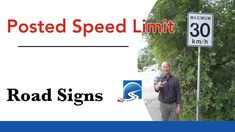 What are the Speed Limits in Road Test   Pass a Road Test SMART