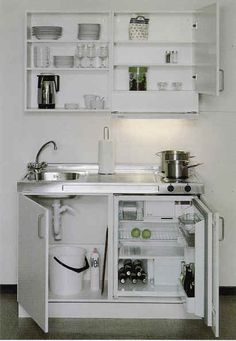 Mini Kitchenettes Kitchens