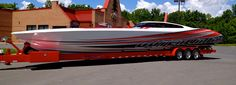 Outerlimits Powerboats: SV 52