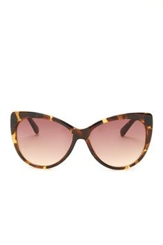 Kenneth Cole Reaction Women's Oversized Sunglasses
