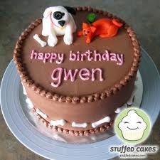 dog birthday cake - Google Search