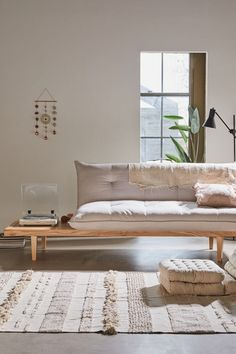 Slide View: 1: Reid Side Table Convertible Sofa