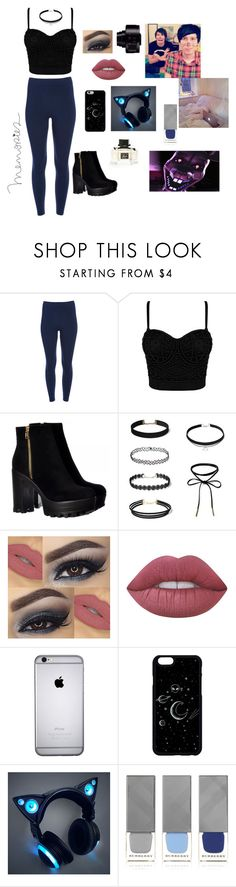 """""""Filming Day w/ Dan & Phil~The Boy With The Cat Whiskers"""" by gravityfallsgirl33 ❤ liked on Polyvore featuring Super-Fit Knitting, Lime Crime, Burberry, Gucci and Sony"""