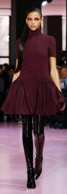 Christian Dior Fall RTW '15
