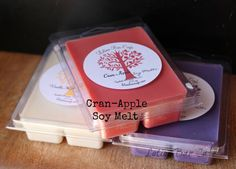 Cran-Apple  Soy Melt