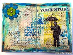 Made by Sannie: No Stamping with ink  http://madebysannie.blogspot.com/2012/11/no-stamping-with-ink.html#