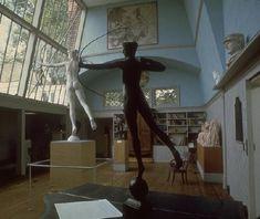 Augustus St. Gaudens studio, Cornish New Hampshire