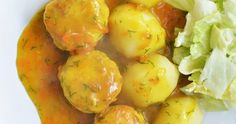 Kids Meals, Potato Salad, Food And Drink, Potatoes, Eggs, Drinks, Breakfast, Ethnic Recipes, Turmeric