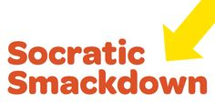 Socratic Smackdown offers a fun approach to having students practice discussion strategies....