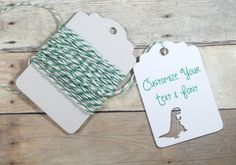 Dinosaur Party Tags Set of 20 - Custom Party Tags - T Rex Tags - Personalized Thank You Favor Tag - Tyrannosaurus Tags - Kids Birthday Party by TheBabyShowerMedley on Etsy