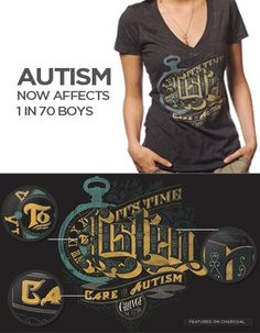 e97698ae781 you can buy this shirt at www.sevenly.org and procedes will go to finding a  cure for autism