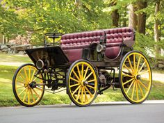1896 Armstrong Phaeton | Hershey 2014 | RM AUCTIONS