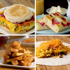 5 Breakfasts For Busy Parents