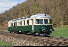 RailPictures.Net Photo: 201 Untitled BDe 4/4 at Tecknau, Switzerland by Georg Trüb