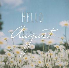 Beautiful Hello August + Highlights