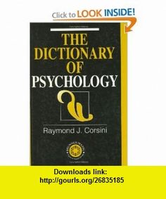 Dictionary of Psychology (9781583910283) Raymond J. Corsini , ISBN-10: 158391028X  , ISBN-13: 978-1583910283 ,  , tutorials , pdf , ebook , torrent , downloads , rapidshare , filesonic , hotfile , megaupload , fileserve