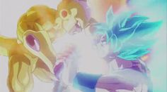 [ANIME] Blue Goku takes on Golden Frieza in a new Dragon Ball Z: Resurrection of F PV - http://www.afachan.asia/2015/04/anime-blue-goku-takes-golden-frieza-new-dragon-ball-z-resurrection-f-pv/