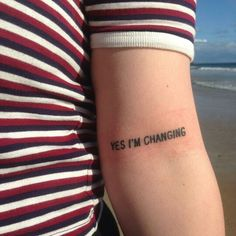 Yes im changing tattoo idea