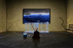 Full HD by Alexander Fink, via Behance