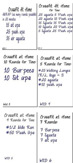 Crossfit Inspiration: Much needed CF at home somedays when you cant make it to the box More Fitness Motivation at http://www.fitbys.com #crossfit #fitness #motivation