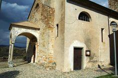 Lingueglietta Frazione di Cipressa (IM) Chiesa Parrocchiale