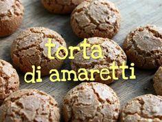 TORTA DI AMARETTI FATTA IN CASA DA BENEDETTA - Homemade Amaretti Cake - YouTube