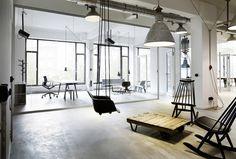 A Tour of Geometry Global's Elegant Hamburg Office - Officelovin
