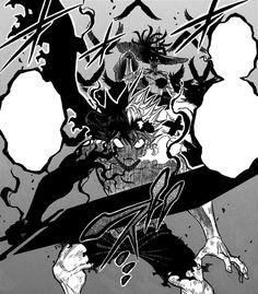 "Résultat de recherche d'images pour ""black clover asta"" Manga Drawing, Manga Art, Manga Anime, Comic Book Template, Clover Tattoos, Dark Evil, Black Clover Manga, Anime Tattoos, Manga Pages"