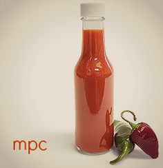 Hot Sauce: lives happily in the pantry for up to 3 years! #hotsauce #HappyLiving