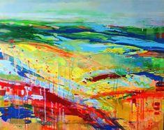 Original Abstract Painting by Ela Czerwinska Acrylic Painting Canvas, Canvas Art, Original Art, Original Paintings, Abstract Art, Abstract Expressionism, Impressionism, Buy Art, Saatchi Art