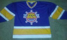 deaef6b89 Durene fetish  1974-75 Denis Herron Kansas City Scouts Jersey seen ...