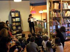 """Explora museo dei piccoli. Ciclo di letture """"Libri parlanti"""" spazio per la lettura illustrata del libro e disegno del mostro preferito!Tutti presi dalla storia di Matteo."""
