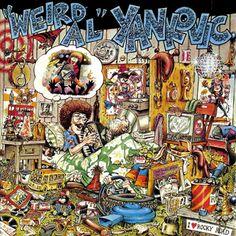 Weird Al Yankovic Discography | Weird_Al_Yankovic_-_Weird_Al_Yankovic