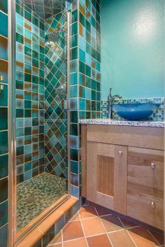 Seychelles Guest Bathroom